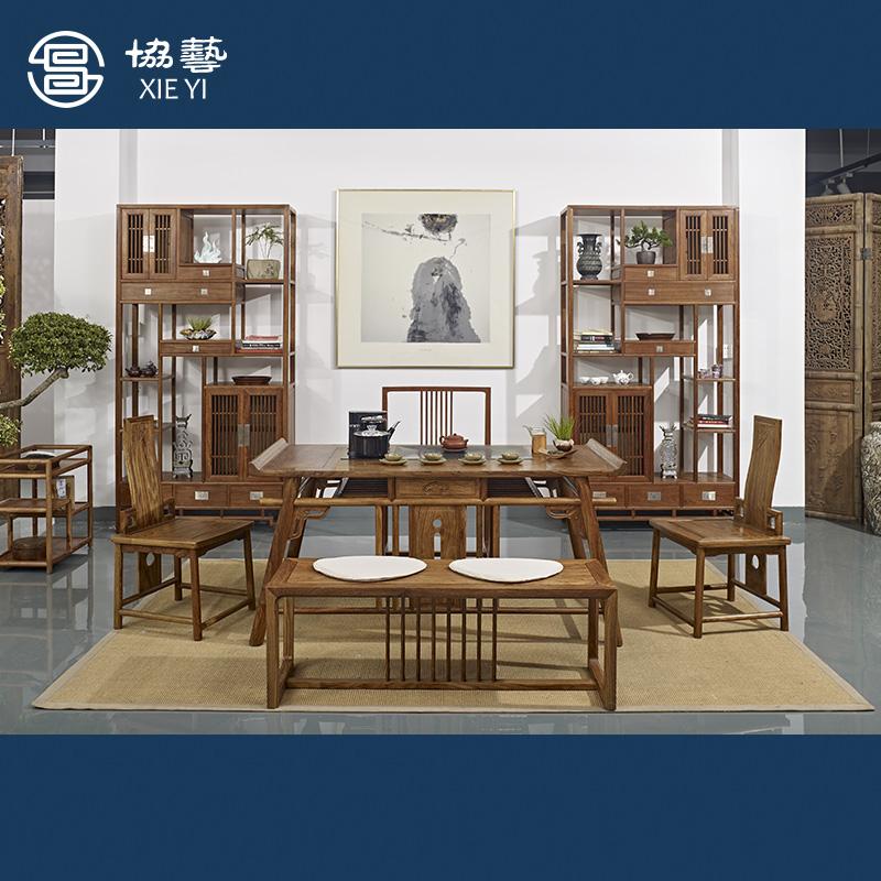 新中式家具非花茶桌